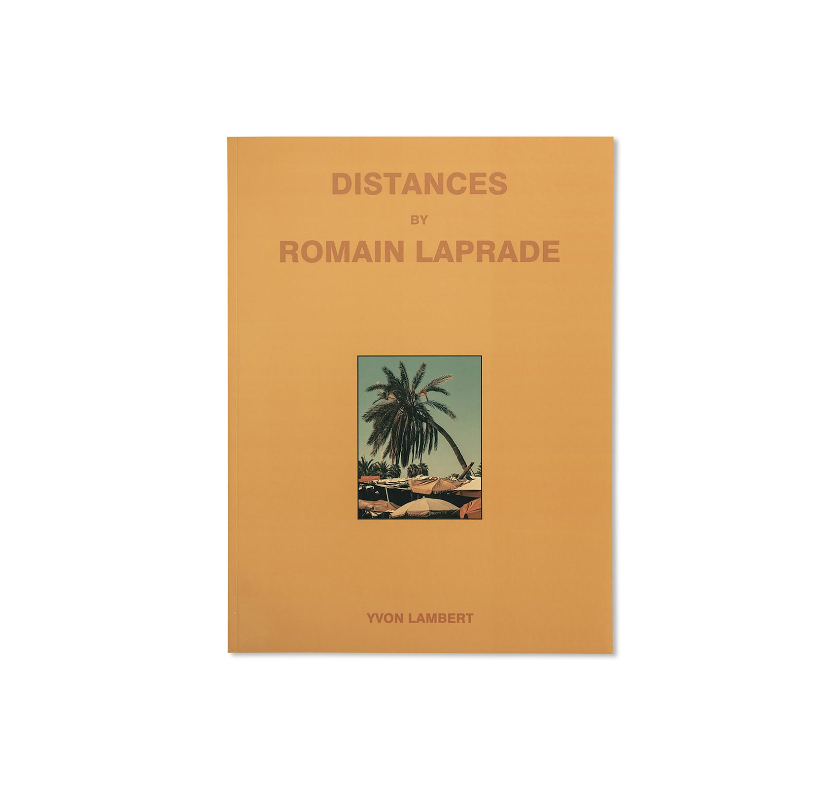 DISTANCES by Romain Laprade