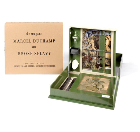 BOÎTE-EN-VALISE / MUSEUM IN A BOX by Marcel Duchamp