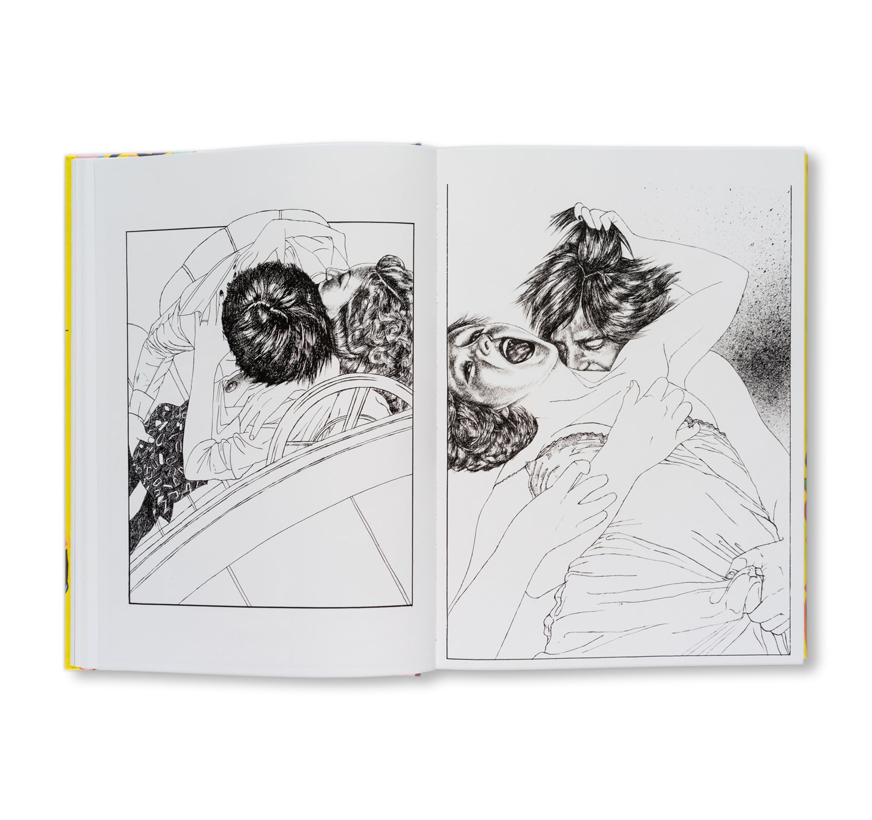 BILDRAUSCH. DRAWINGS 1966-2018 by Walter Pfeiffer