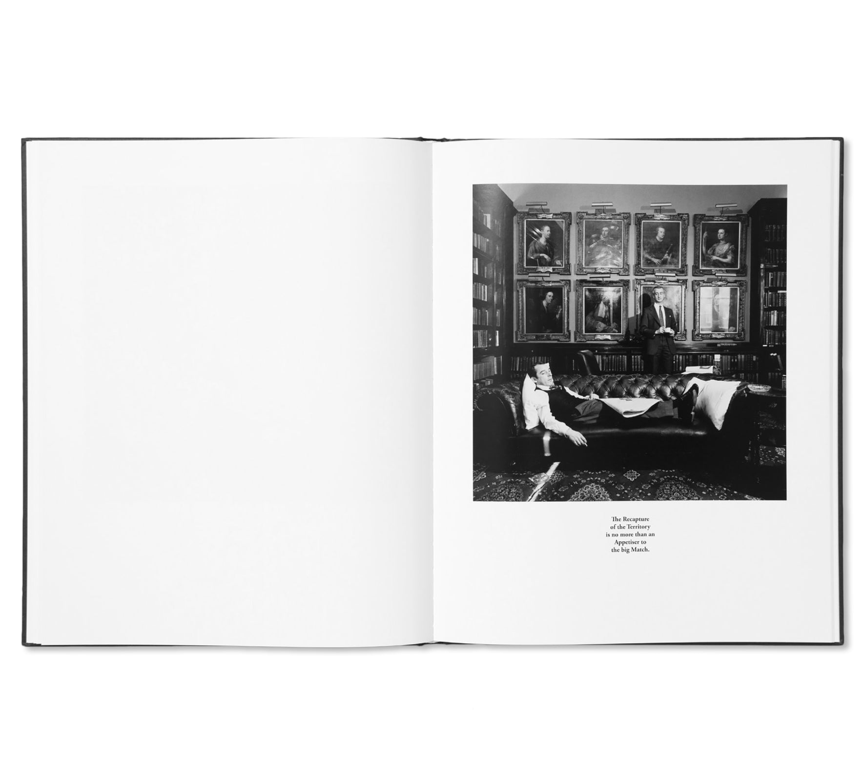 GENTLEMEN by Karen Knorr