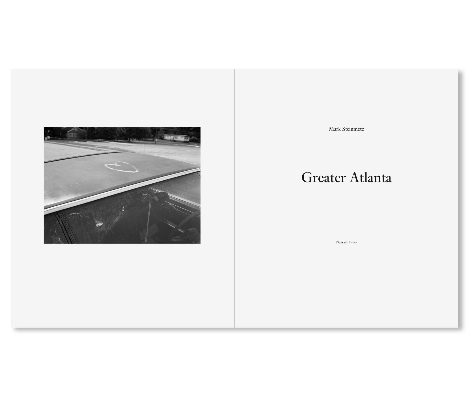 GREATER ATLANTA by Mark Steinmetz