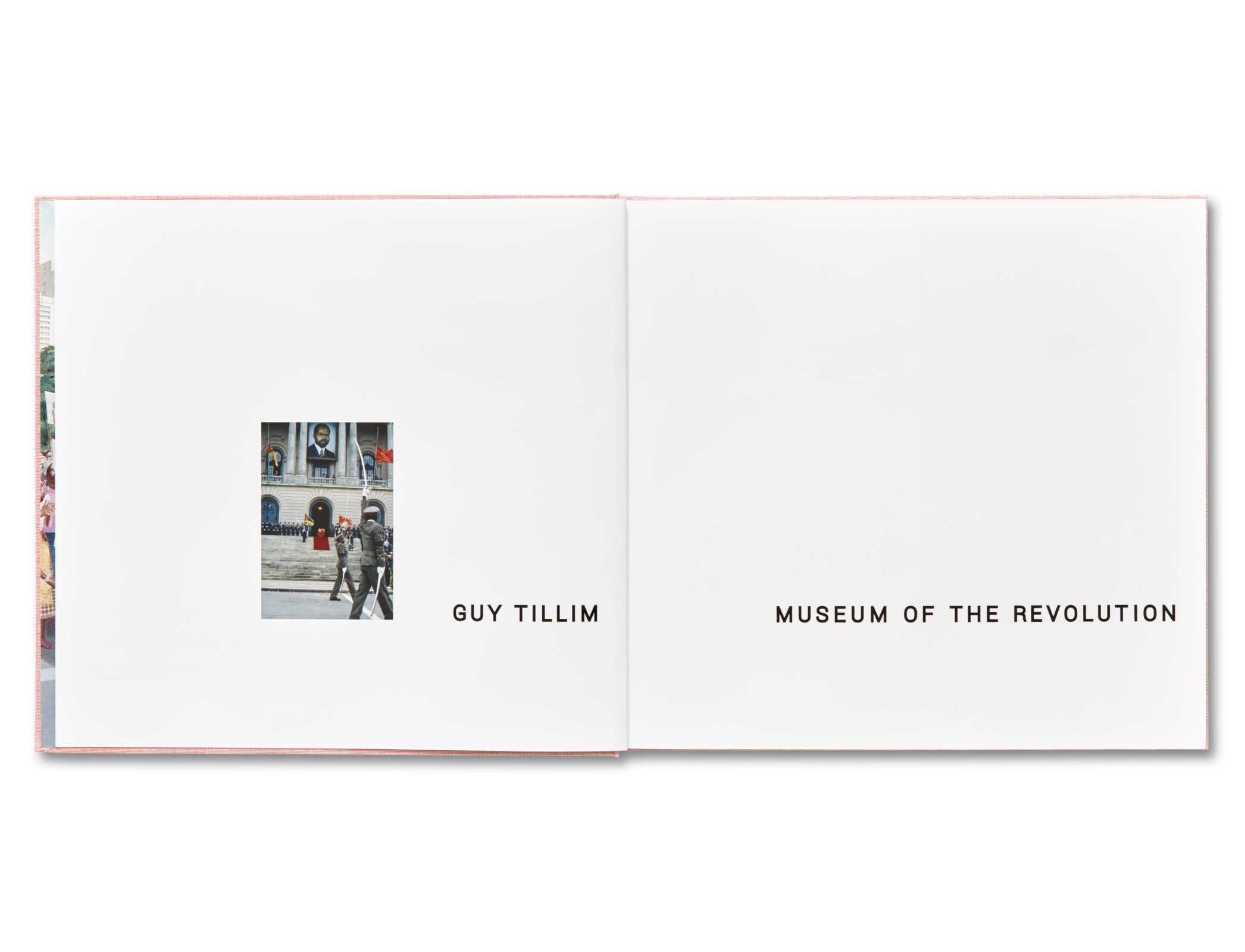 MUSEUM OF REVOLUTION by Guy Tillim