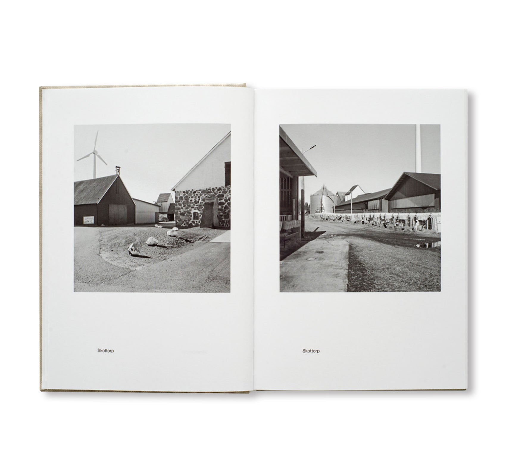 HALLAND by Gerry Johansson [SIGNED]
