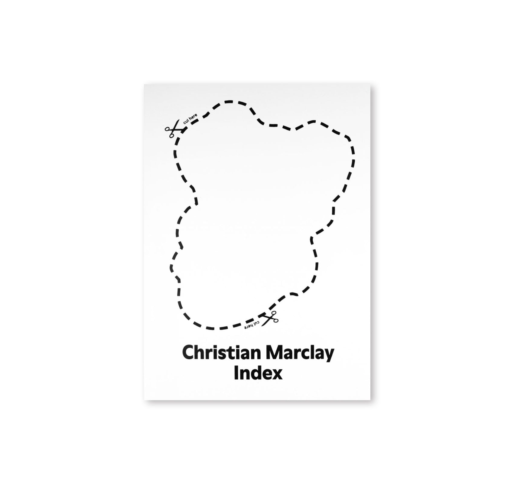 INDEX by Christian Marclay
