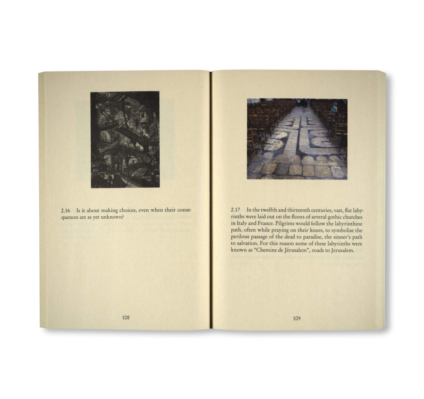LABYRINTH - FOUR TIMES THROUGH THE LABYRINTH by Olaf Nicolai, Jan Wenzel