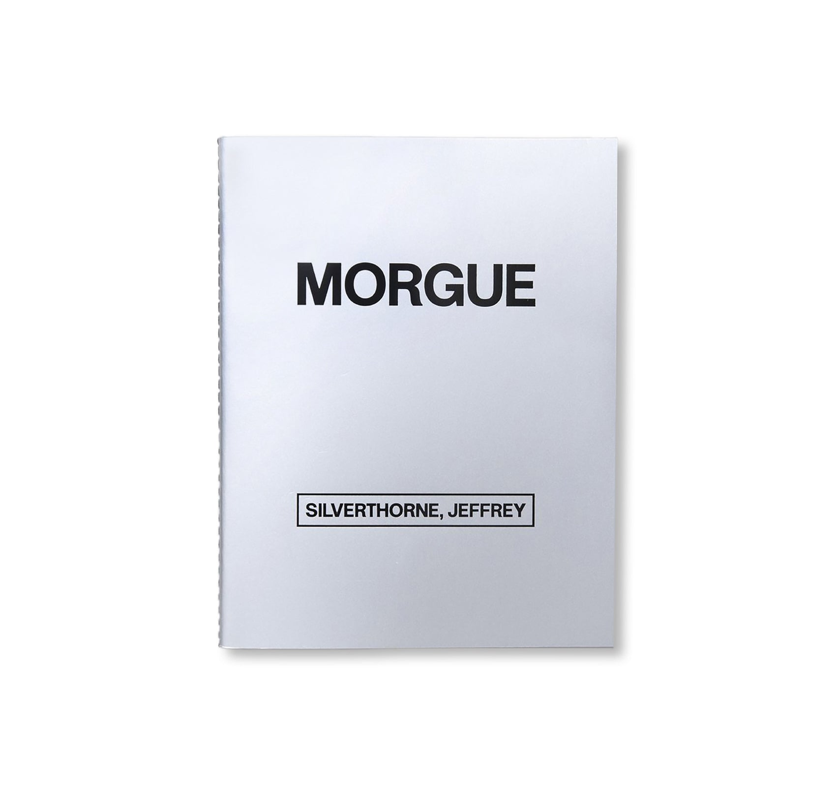 MORGUE by Jeffrey Silverthorne