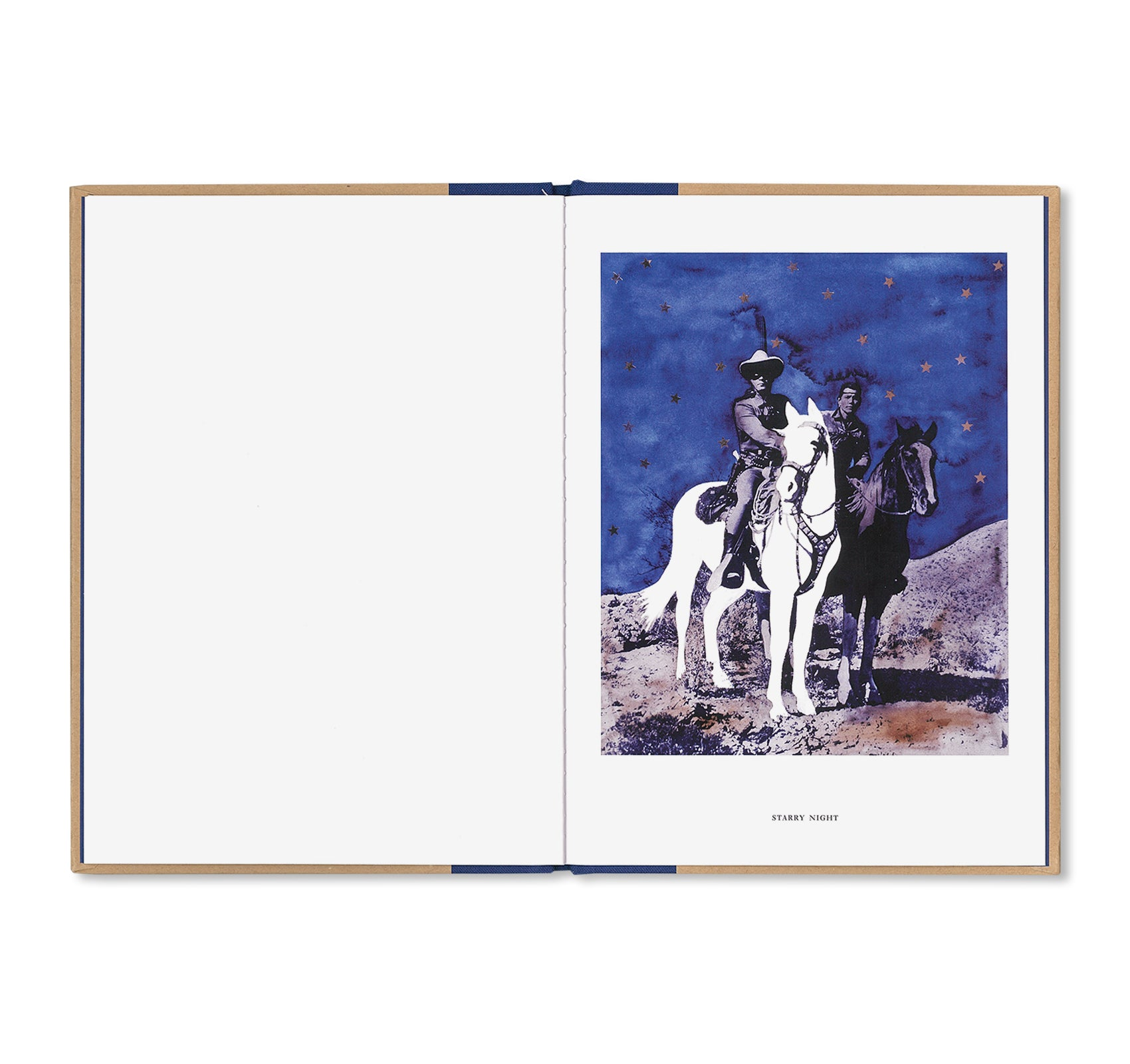 ONE PICTURE BOOK TWO #2: THE LONE RANGER by Betty Hahn