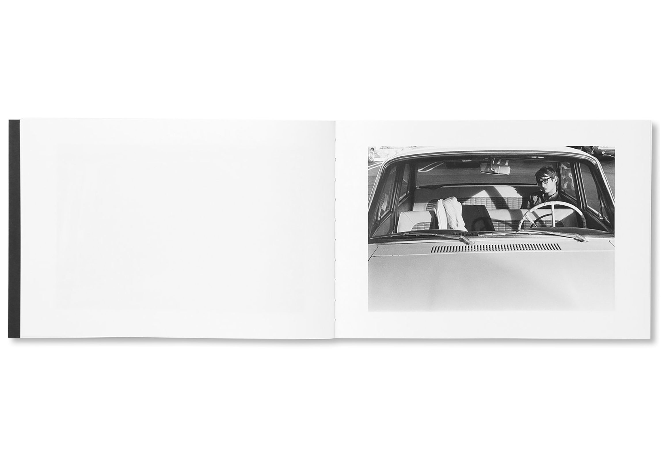 PEOPLE IN CARS by Mike Mandel
