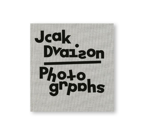 PHOTOGRAPHS by Jack Davison [ANNOTATED ARTISTS EDITION]