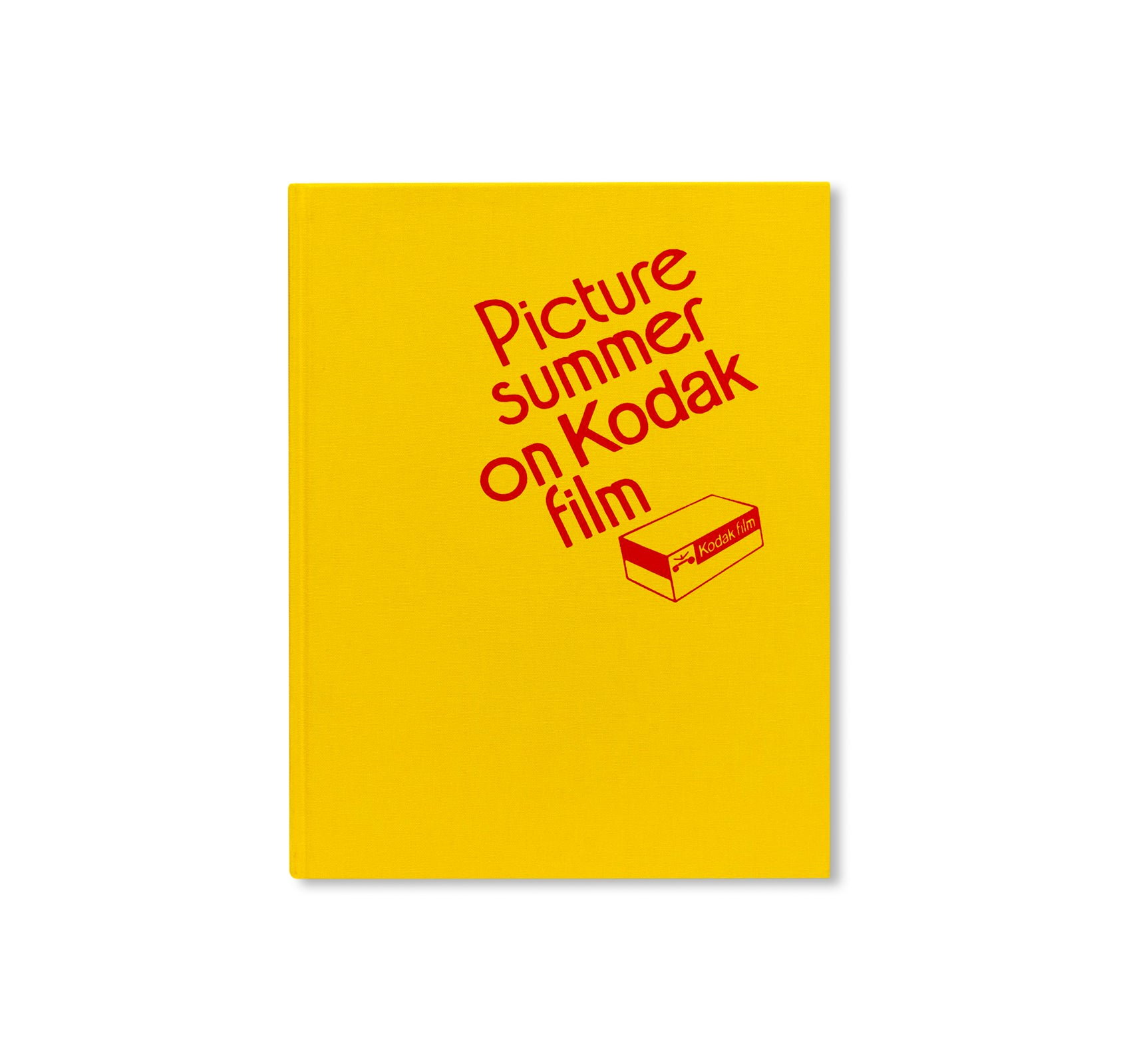 PICTURE SUMMER ON KODAK FILM by Jason Fulford [SPECIAL EDITION]