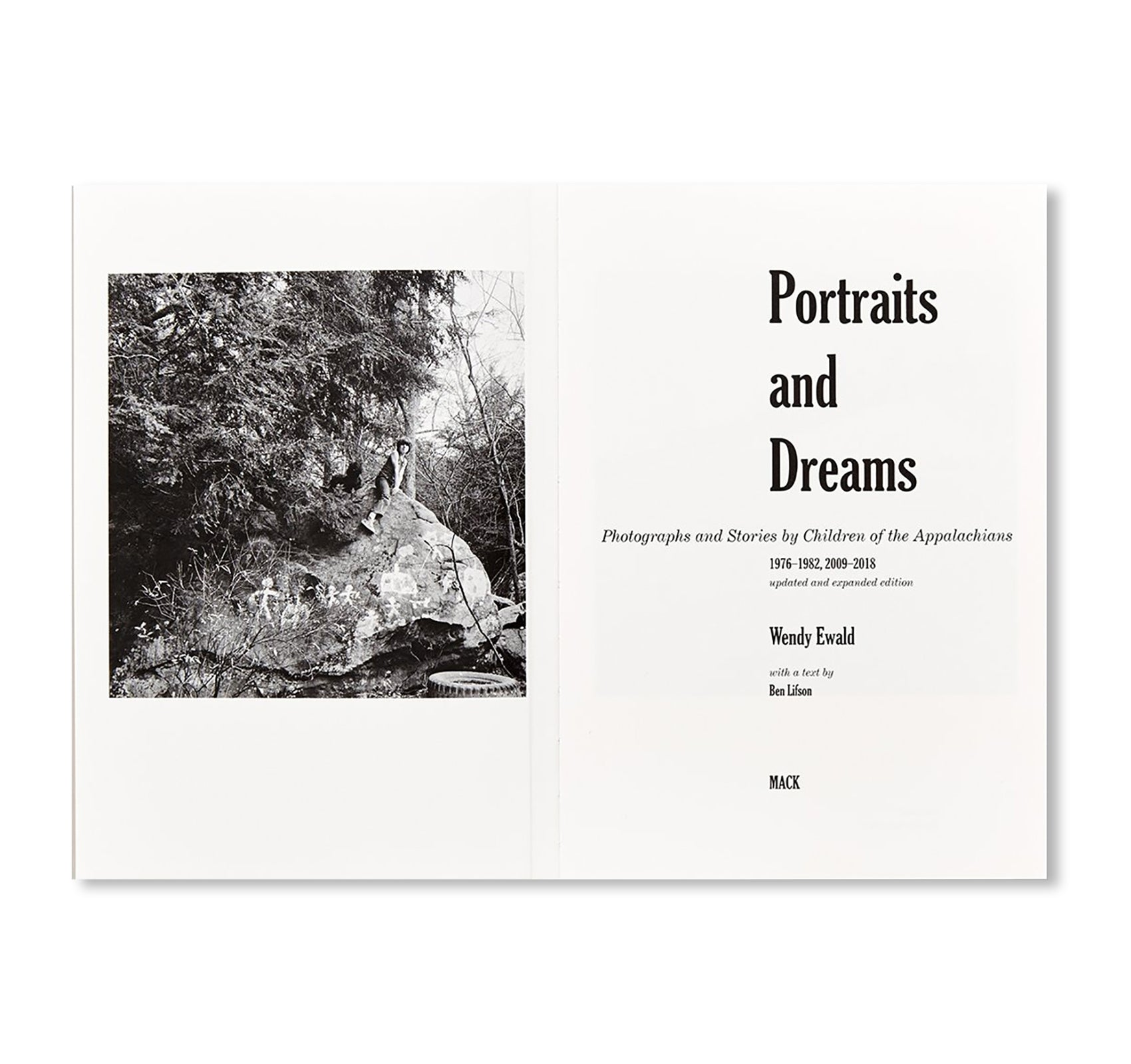 PORTRAITS AND DREAMS by Wendy Ewald