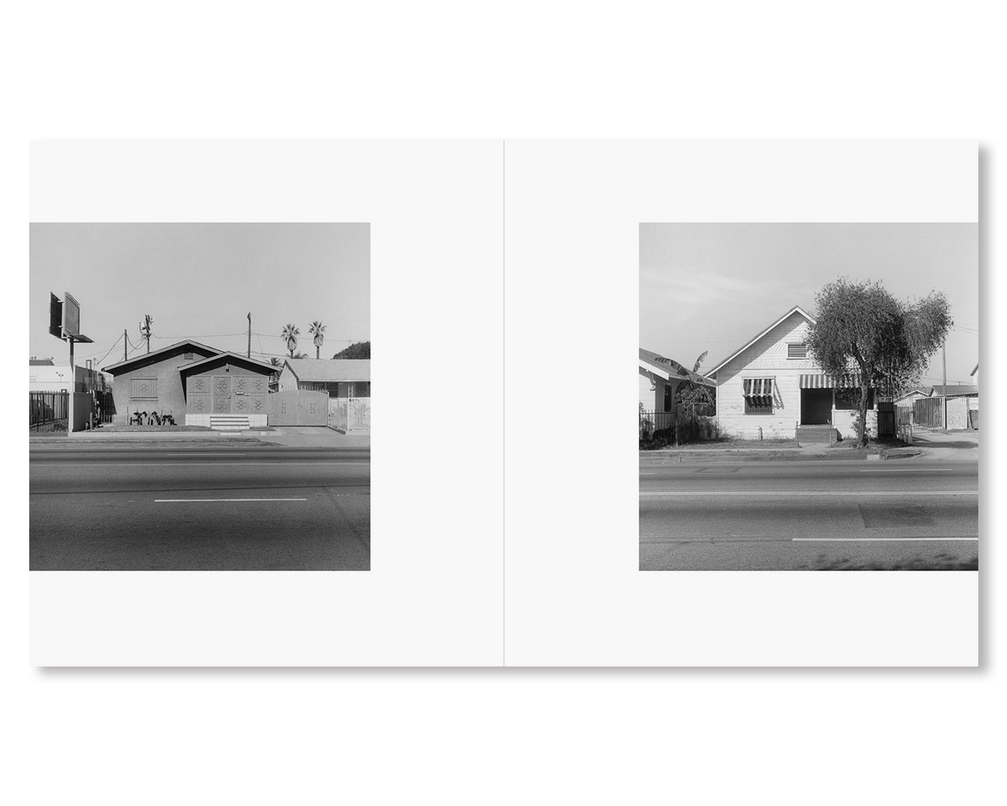 SEVENTY-TWO AND ONE HALF MILES ACROSS LOS ANGELES by Mark Ruwedel