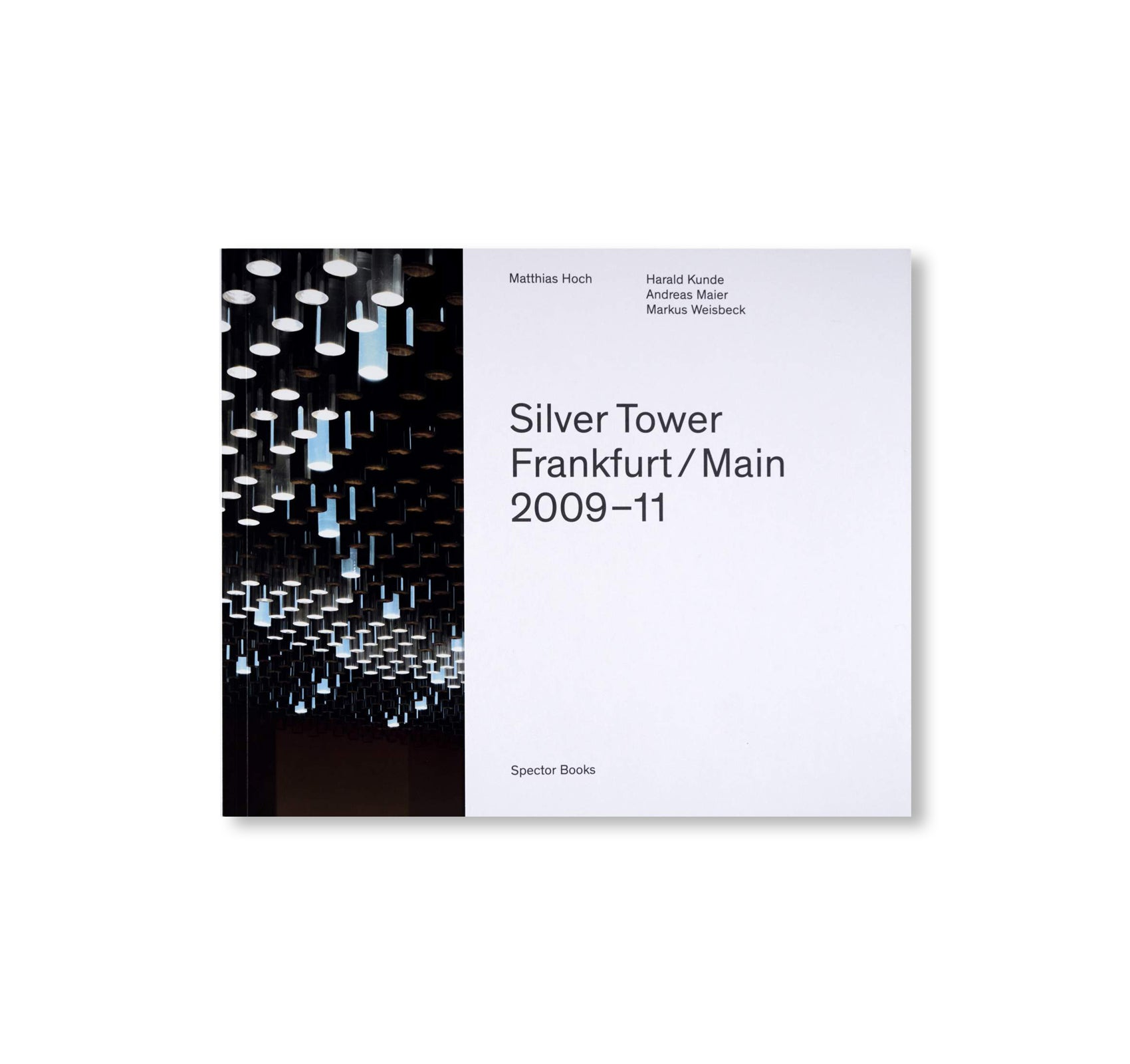 SILVER TOWER by Matthias Hoch
