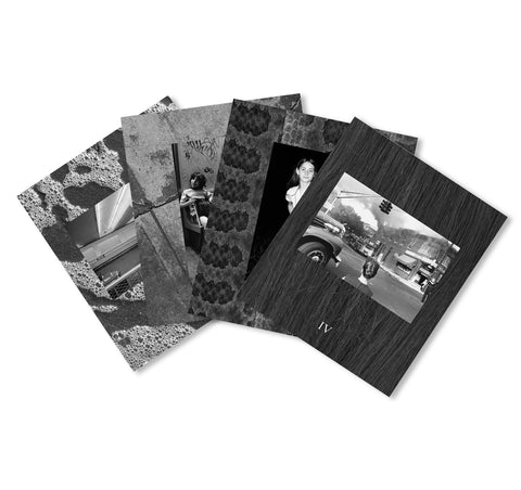 SUBSCRIPTION SERIES #5 by Mike Mandel, Susan Meiselas, Bill Burke and Lee Friedlander