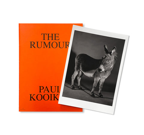 THE RUMOUR by Paul Kooiker [SIGNED]
