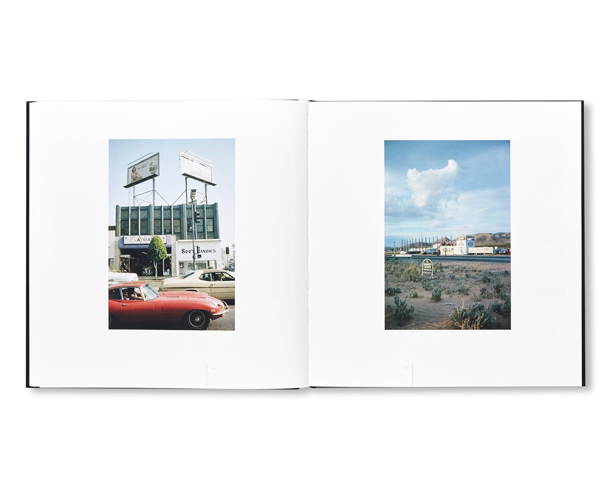 TRANSPARENCIES: SMALL CAMERA WORKS 1971-1979 by Stephen Shore