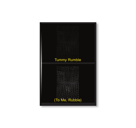 TUMMY RUMBLE (TO ME, RUBBLE) by Rudy Guedj & Will Pollard