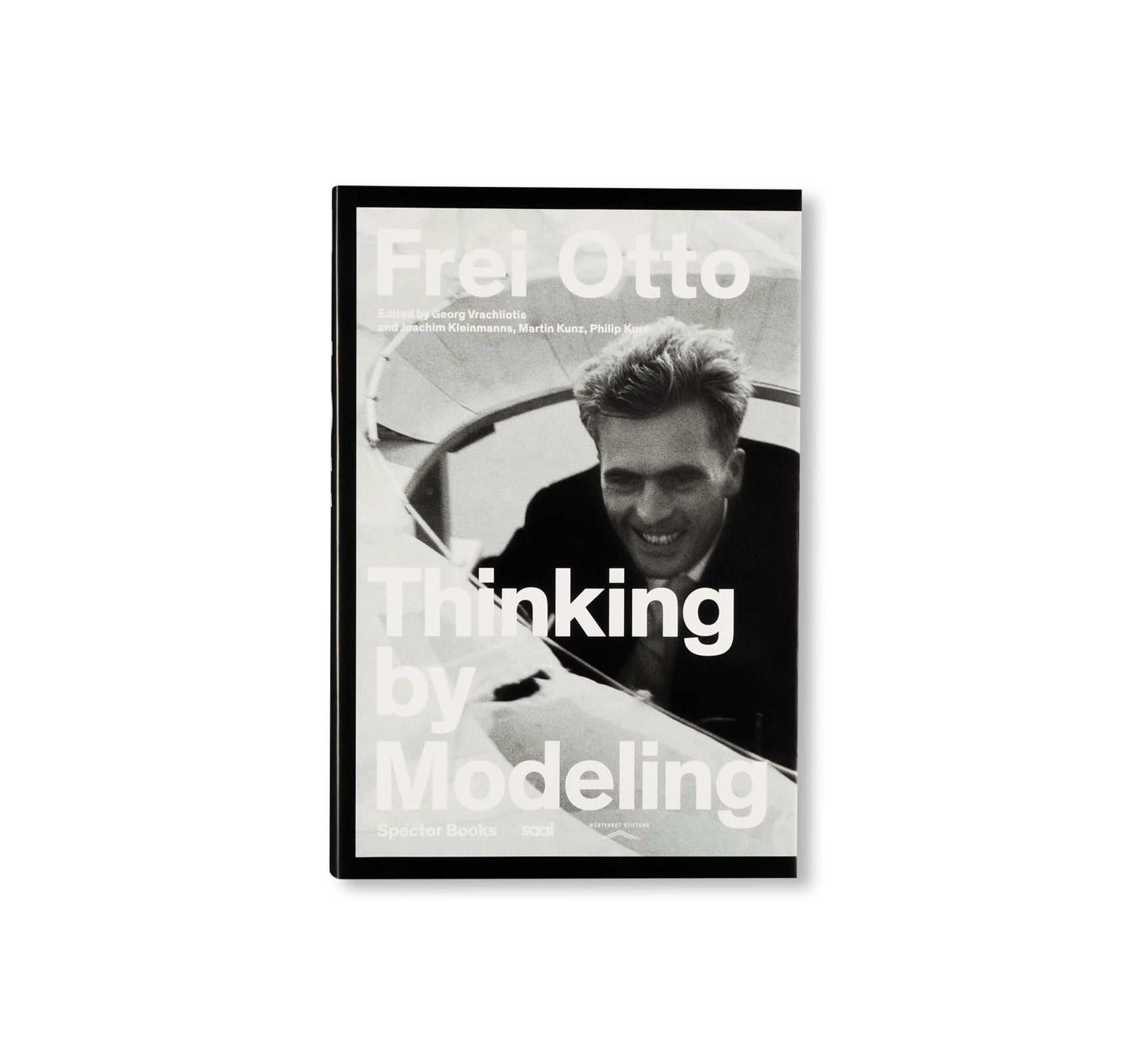 THINKING BY MODELING by Frei Otto