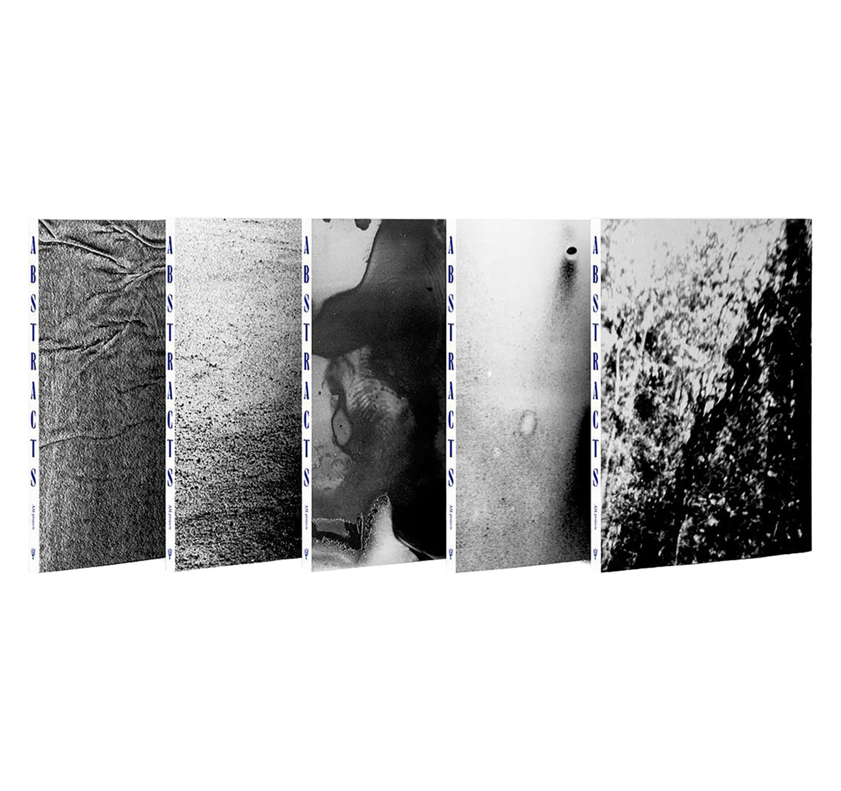 ABSTRACTS by AM projects [SIGNED BY ALL 5 PHOTOGRAPHERS]