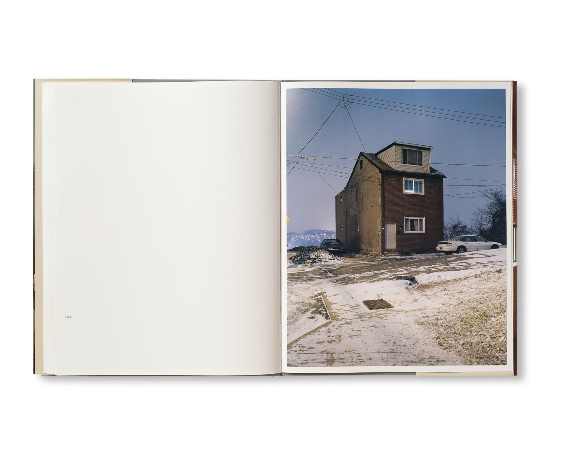 HOUSE HUNTING by Todd Hido