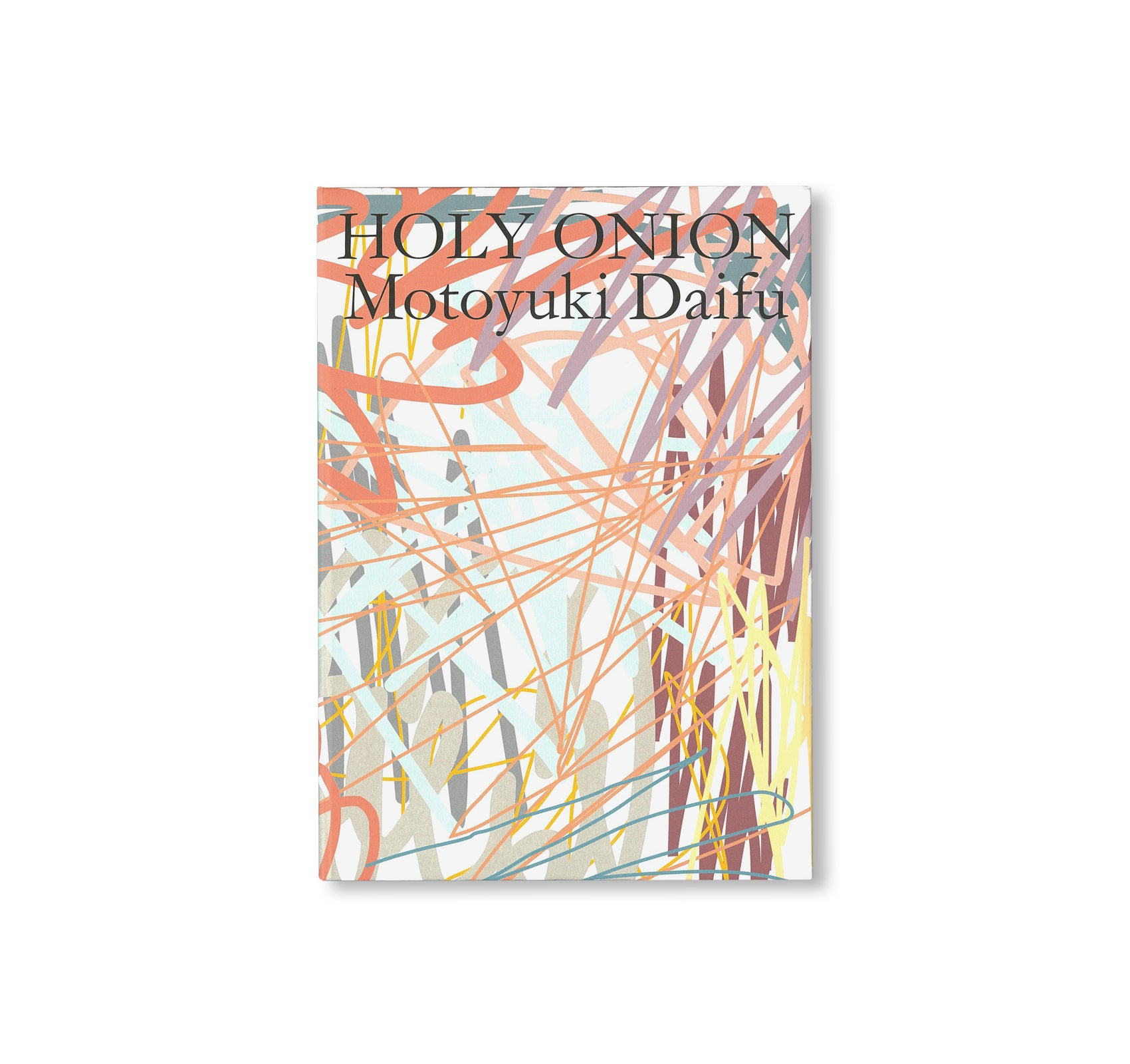 HOLY ONION by Motoyuki Daifu [SIGNED]