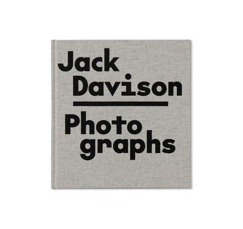 PHOTOGRAPHS by Jack Davison [THIRD EDITION]