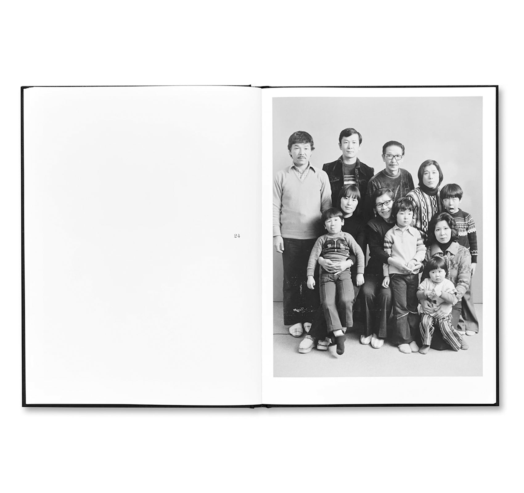 FAMILY by Masahisa Fukase [SPECIAL EDITION]