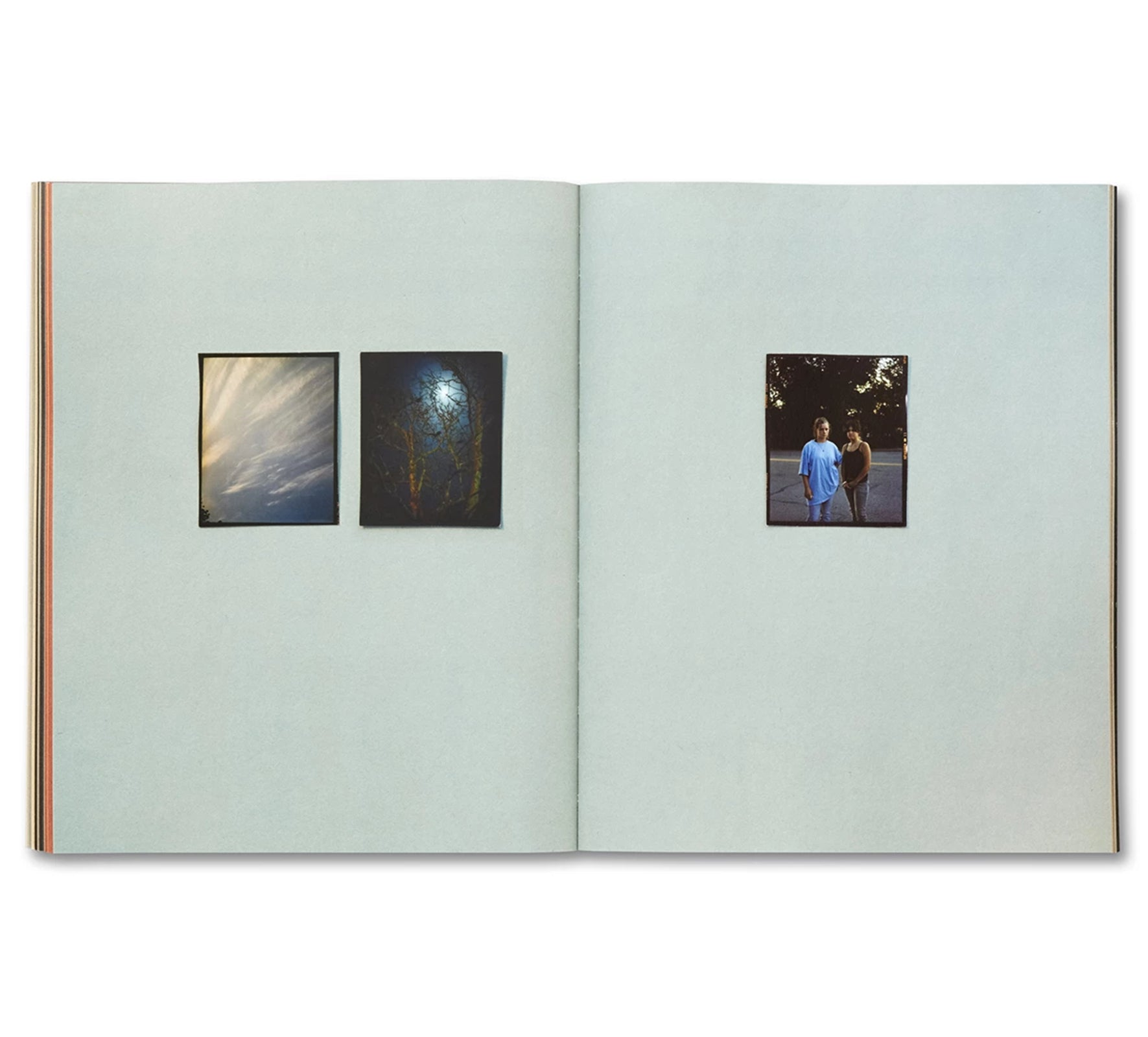 OMAHA SKETCHBOOK by Gregory Halpern [SPECIAL BOOK EDITION]