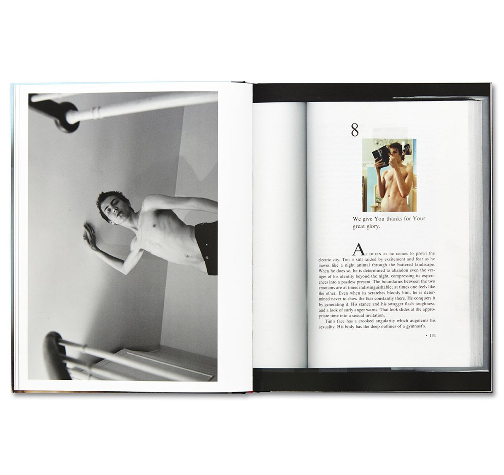 PAUL'S BOOK by Collier Schorr
