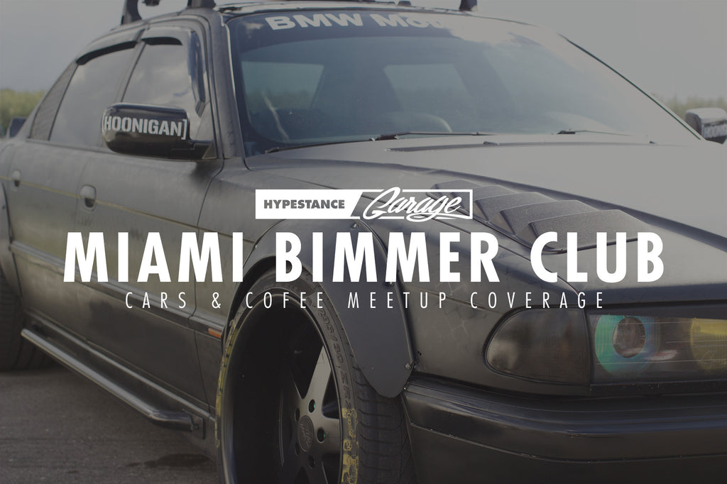 Miami Bimmer Club Cars & Coffee Meetup