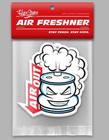 "Air bag Air Freshener -""Air Out"" - Hypestance, Air Freshener"