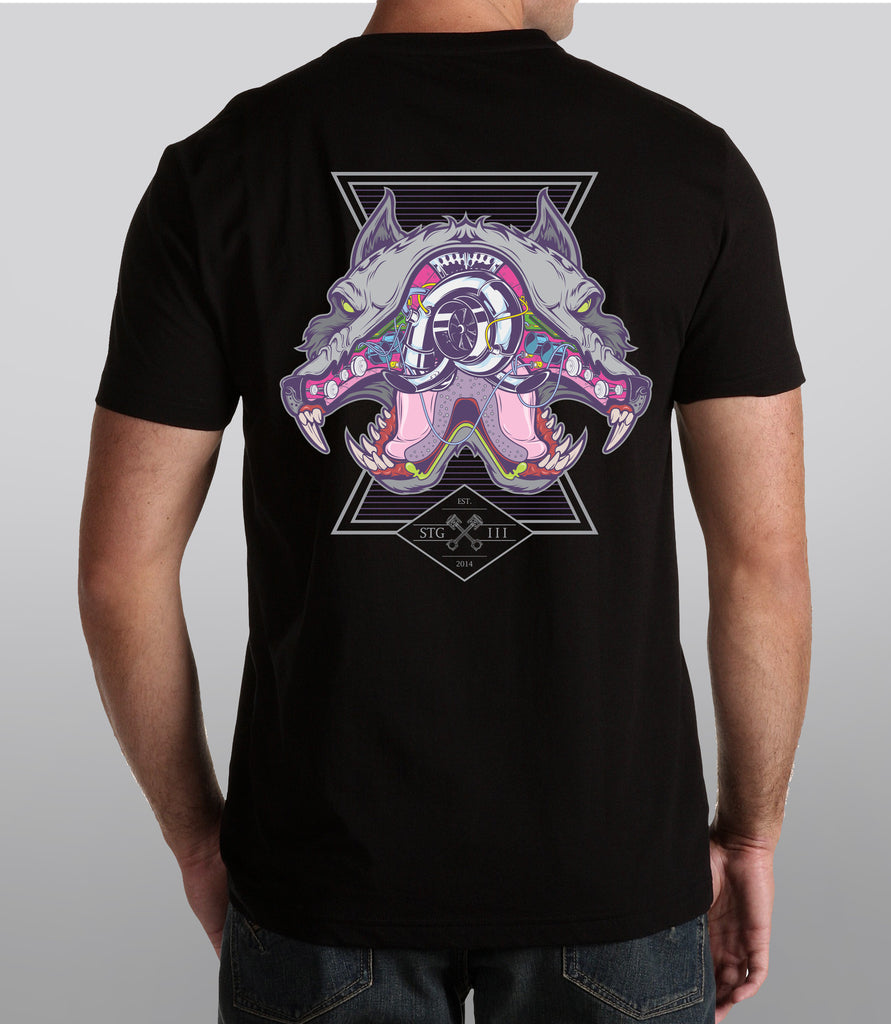 Boost Beast (Limited Edition) Graphic T shirt - Hypestance, Car Tshirts, Limited Edition