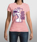 Girl Power Racing Tshirt - Hypestance, V neck