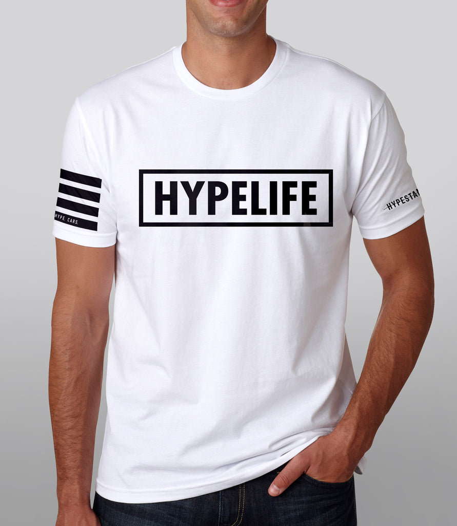 SOLD OUT - HypeLife - Hypestance, Car Tshirts