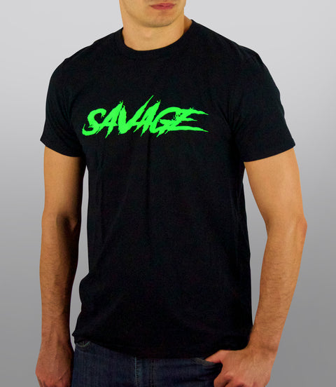 Savage Graphic Tee