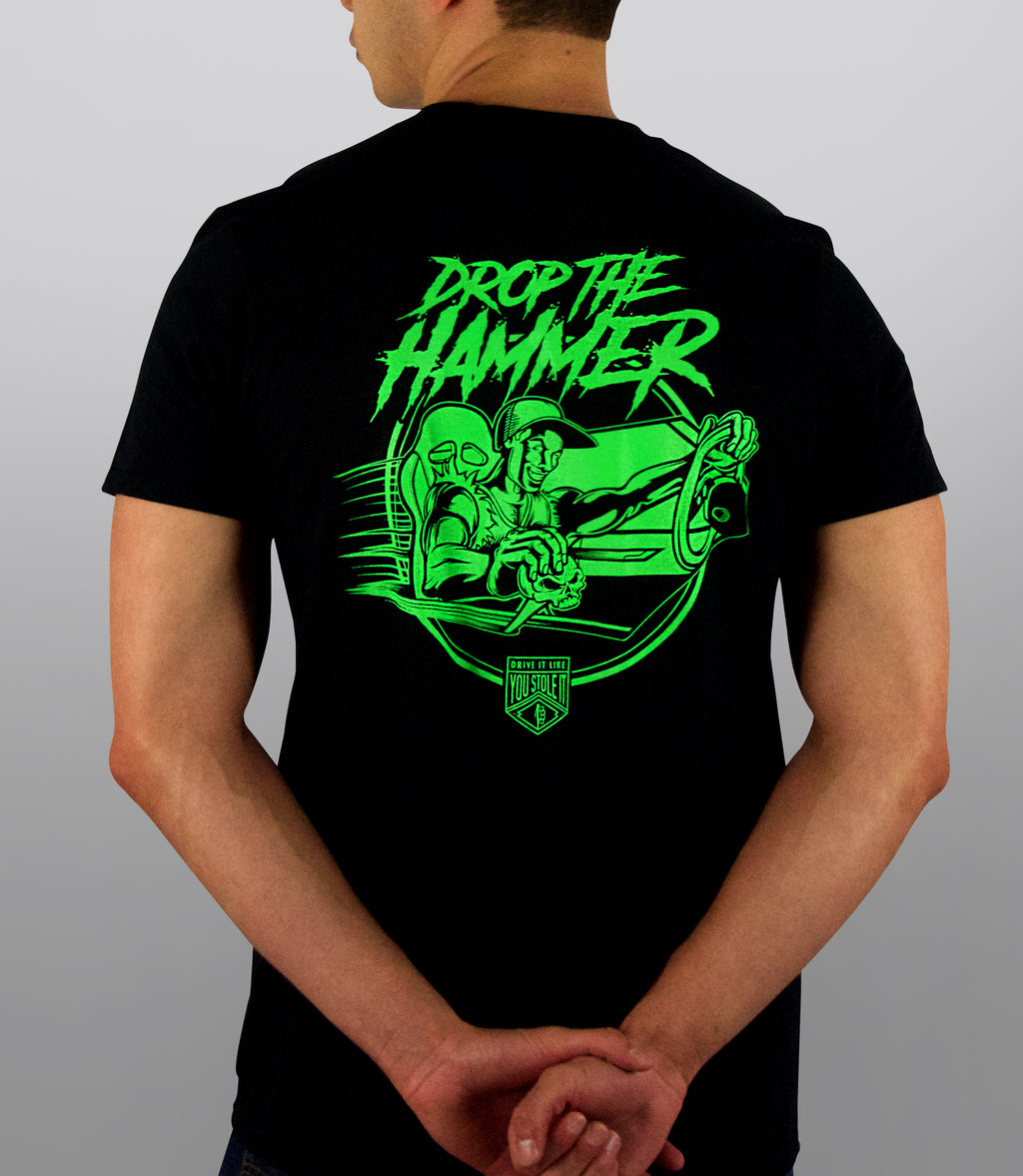 Savage  Black Graphic Tee Shirt - Hypestance, Car Tshirts