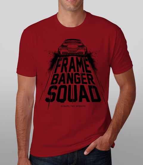 SOLD OUT - Frame Banger Squad - Hypestance, Car Tshirts