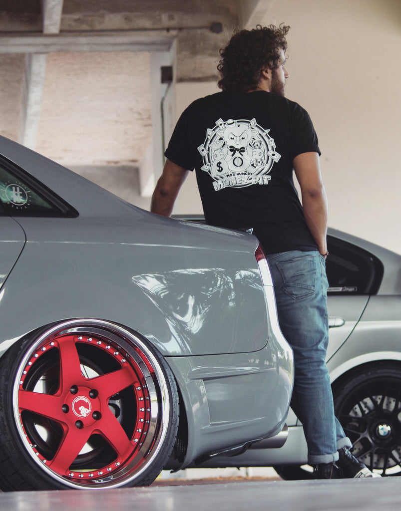 Money Pit - Hypestance, Car Tshirts