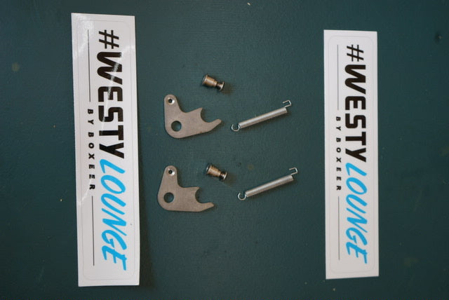 #Westylounge rear bench kit Vanagon (free US shipping)