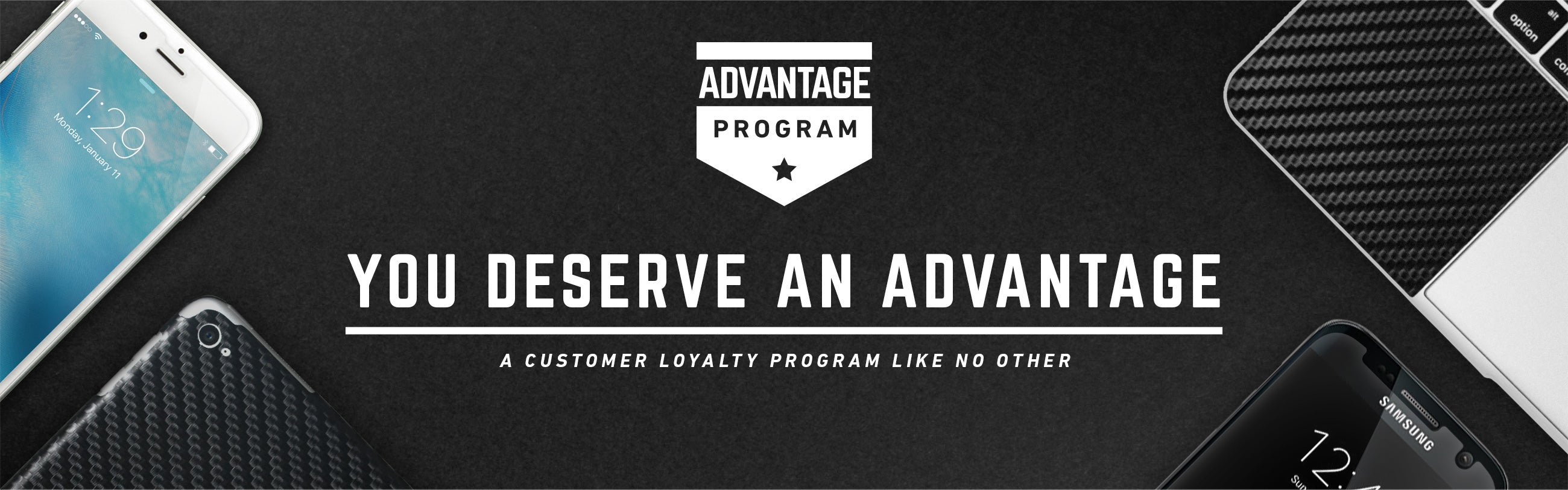 BodyGuardz Advantage Program Banner