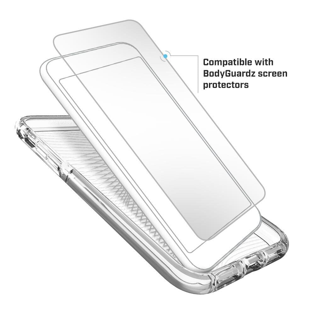 BodyGuardz Ace Fly Case with Unequal Technology for iPhone X/Xs