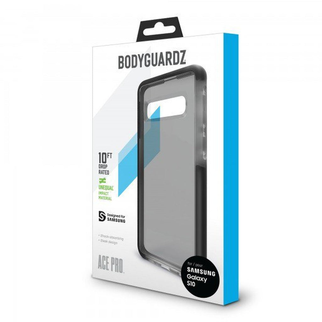 BodyGuardz AcePro Case with Unequal Technology for Samsung Galaxy S10