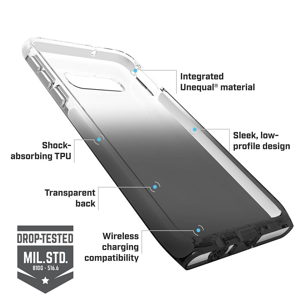 Bodyguardz Harmony Case with Unequal Technology for Galaxy S10 Plus