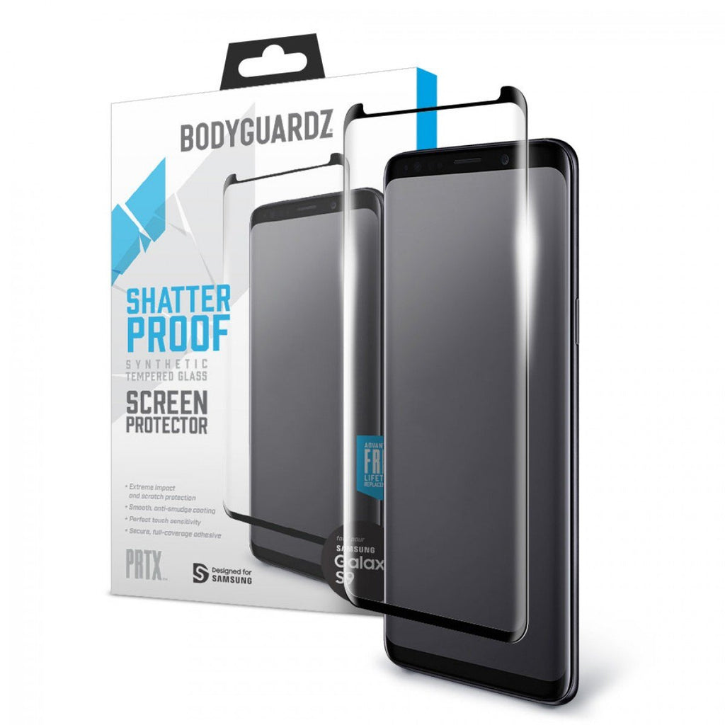 BodyGuardz PRTX ARC Shatterproof Glass Protector for Galaxy Note 9