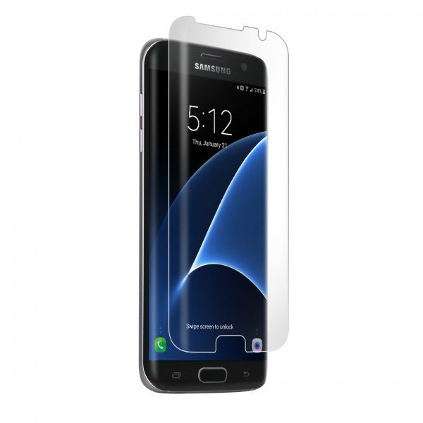 ScreenGuardz HD Contour Screen Protection for Galaxy S7 Edge