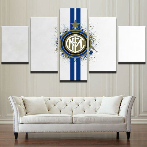 HD Printed Inter Milan Wall Canvas