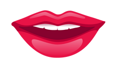Sticker - Luscious Lips #2