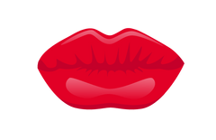 Sticker - Luscious Lips #3