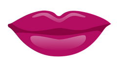 Sticker - Luscious Lips #5