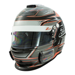 RZ-44CE ORANGE HONEYCOMB SNELL/FIA 8859-2015